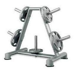 iron gym weight plate rack rs  piece ms saifi sports id