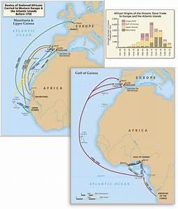 Atlantic Slave Trade Map | www.pixshark.com - Images ...