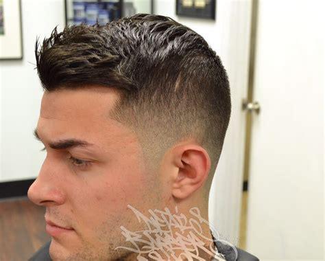 medium skin fade   shear texturized cut yelp