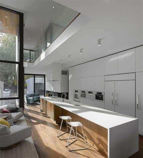 cuisine chaleureuse contemporaine 93 idées de déco pour la cuisine moderne design