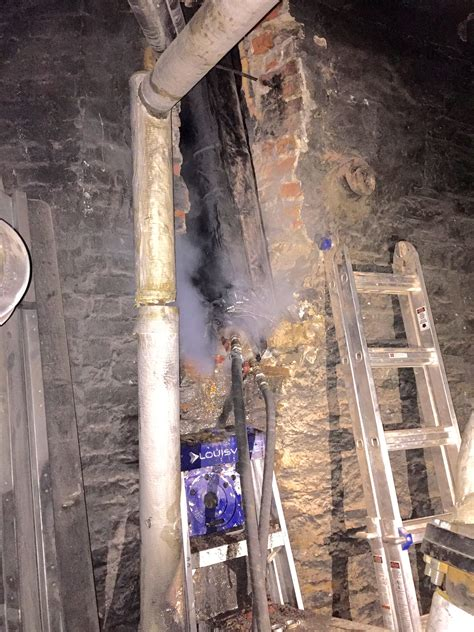 proform chimney restoration system brownstoner