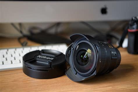 Nikon Af-s Fisheye Nikkor 8-15mm F/3.5-4.5e Ed Lens Now
