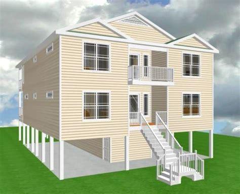 Abbacore Bay   Coastal Home Plans