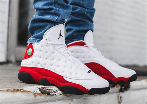 Air Jordan 13 Chicago White Red 2017 Release Info ...