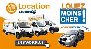 E Leclerc Location : leclerc location voiture camion fourgon utilitaires ~ Medecine-chirurgie-esthetiques.com Avis de Voitures