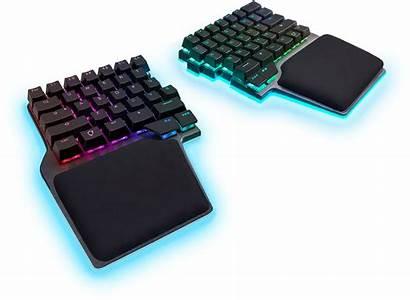 Keyboard Split Raise Dygma Ergonomic Mechanical Computer