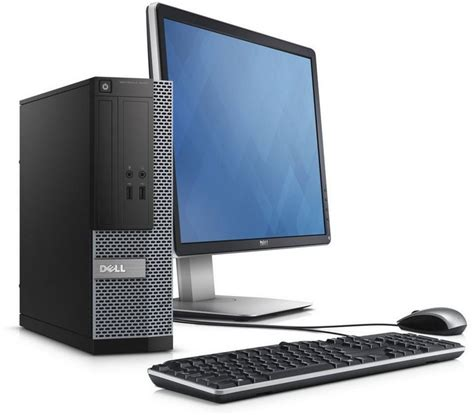 ordinateur de bureau dell optiplex 3020 sff ecran dell p2014h