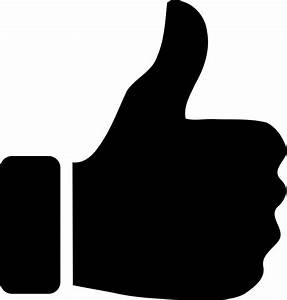 Thumbs Up Vector Art image - Free stock photo - Public ...