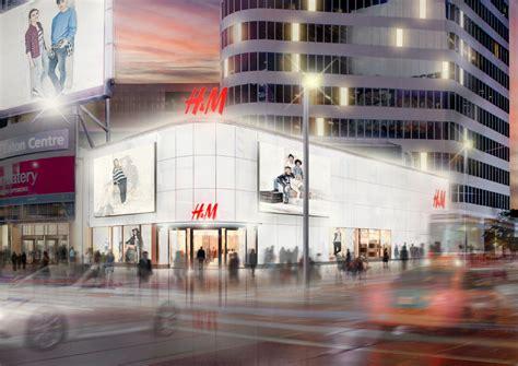 hm ready  unveil massive toronto flagship store  star