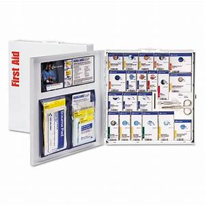 fao746006 first aid only ansi 2015 smartcompliance food With kitchen cabinets lowes with inspection sticker ma cost