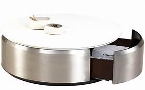 Table De Salon Originale : choisir une table basse meuble ~ Preciouscoupons.com Idées de Décoration