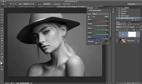 black and white make what color how to make strong black white images using gradient maps