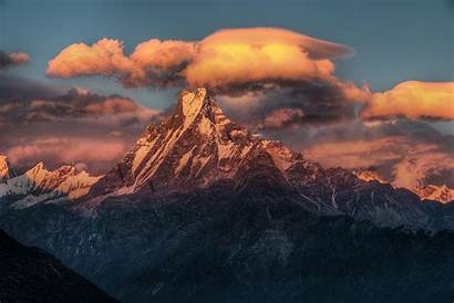 Himalayas Nepal Mountain Wallpapers Mountains Hills Himalaya
