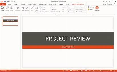 Timeline Office Project Template Templates Key Excel