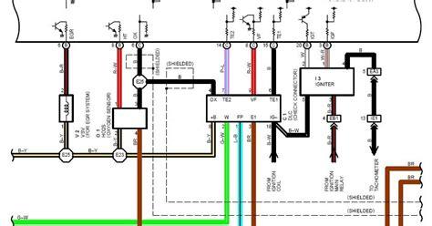 Bmw 1200 G Wiring Diagram by 1993 Toyota Mr2 Wiring Diagram Wiring Diagram Service