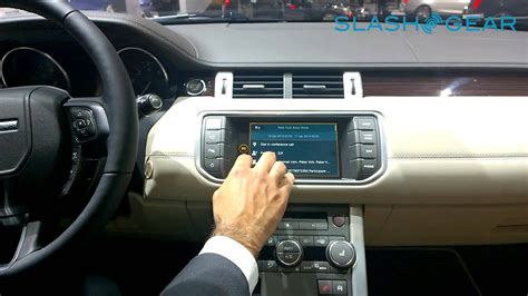 Land Rover Incontrol App Demo And Hands On