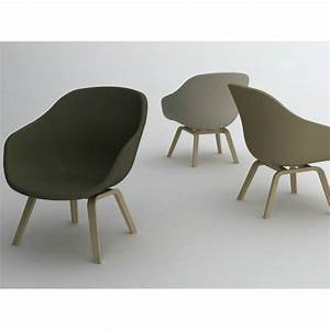fauteuil about a lounge chair low aal83 hay atelier 159 With fauteuil lounge