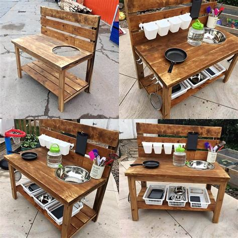 easy recycling ideas  build  wooden pallets wood