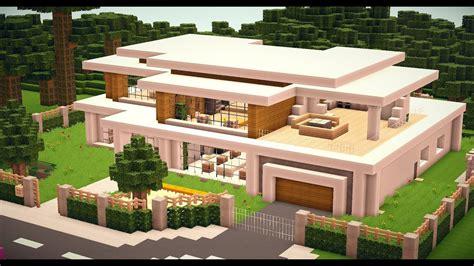 Minecraft Moderne Häuser Bilder by Minecraft Modern House 010 Hd