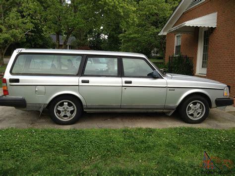 1989 Volvo 240 Dl Wagon