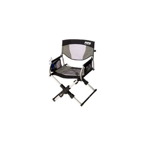 Gci Outdoor Pico Arm Chair Midnight by The Best Director Chairs Available