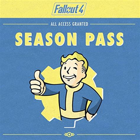 Fallout 4 Season Pass  PS4 [Digital Code]