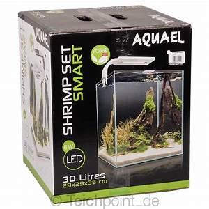 Aquarium Set Led : aquael aquarium shrimp set 30 smart led wei nano ~ Watch28wear.com Haus und Dekorationen