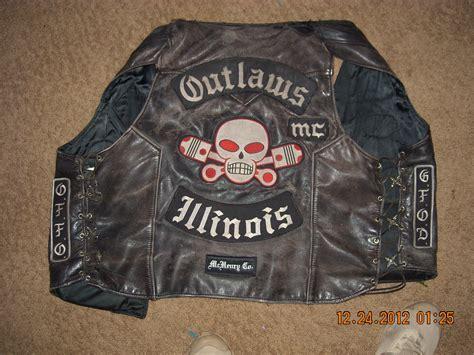 Outlaws Biker Club Still Seeks Return Of Leather Vests