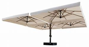 sonnenschirm scolaro wood poker 6x6 stockschirm With französischer balkon mit gastro sonnenschirm 5m