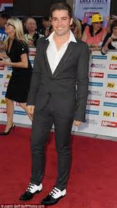 Joe McElderry is growing up fast (and out of his skinny ...