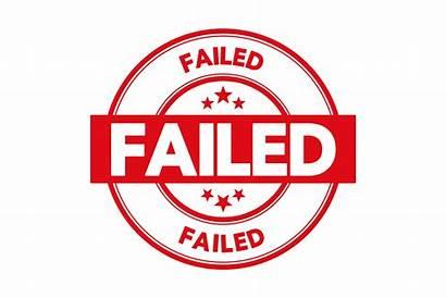 Stamp Failed Round Psd
