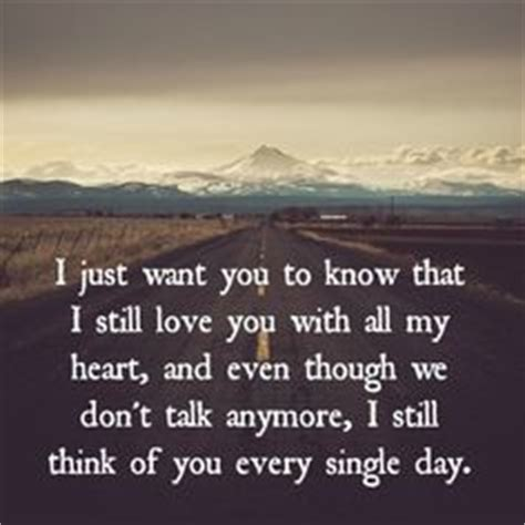 Even Though We Dont Talk Anymore Quotes