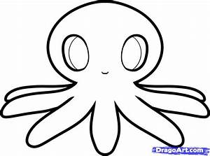 Cartoon Octopus Pictures For Kids - Cliparts.co