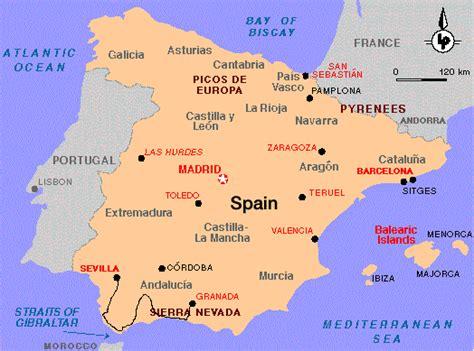 spanyolorszag autoterkepek  egyszeruen kezelheto interaktiv terkepek gyujtemenye