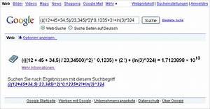Potenzen Berechnen Ohne Taschenrechner : der eingebaute taschenrechner von google ~ Themetempest.com Abrechnung