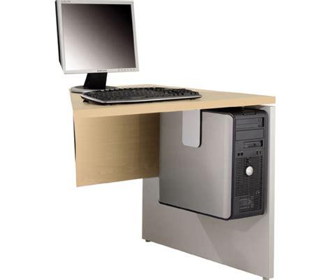 tour pour ordinateur de bureau fixation pc sous bureau 28 images support pc table