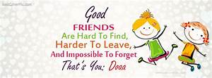 BEST FRIEND QUOTES FOR FACEBOOK TIMELINE image quotes at ...