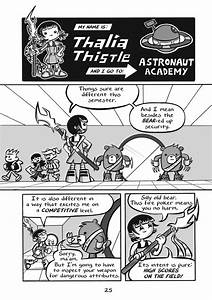 Astronaut Academy Book 2 - Pics about space