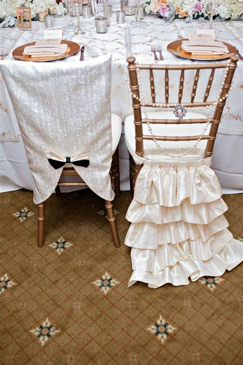 281 best chair covers images on decorated