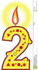 2 2 2 2 : birthday candle 2 stock illustration illustration of happy 1876832 ~ Bigdaddyawards.com Haus und Dekorationen