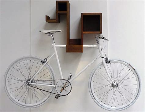 Apartment Bike Rack Solutions by 30 Minimalist Bike Storage Ideas For Tiny Apartments