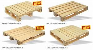 Dimension Palette Europe : sacchi pallets certified to produce pallet epal 1000x1200 ~ Dallasstarsshop.com Idées de Décoration