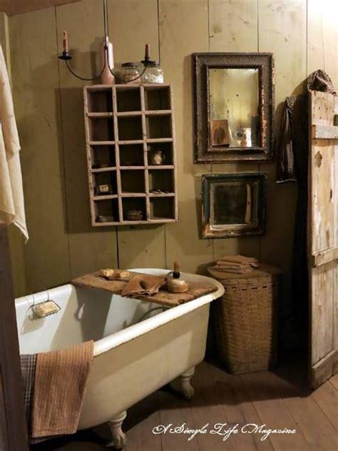 primitivecountry bathrooms images  pinterest