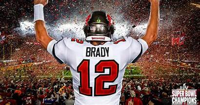 Brady Tom Bowl Super Tampa Buccaneers Bay