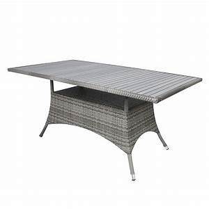 Tisch Grau Gebeizt : tisch tuin polyrattan grau garden pleasure online bestellen ~ Pilothousefishingboats.com Haus und Dekorationen