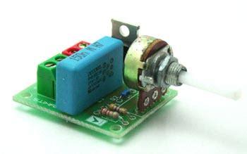 Triac Based Lamp Dimmer