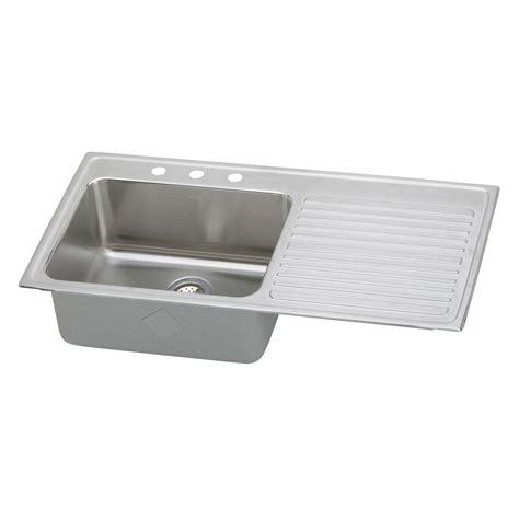 single basin kitchen sink elkay ilgr4322 traditional gourmet bowl single basin