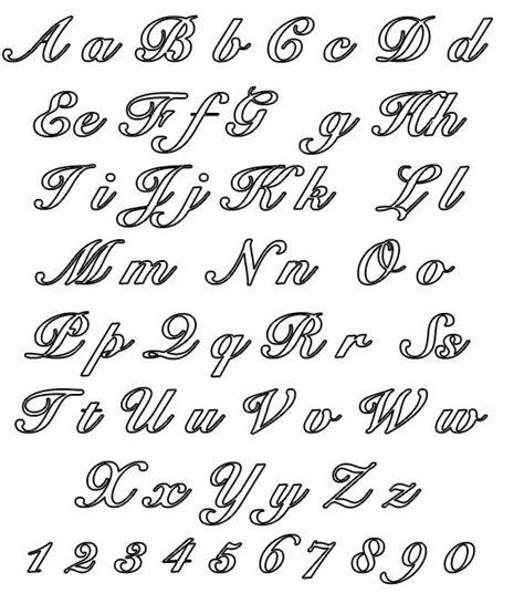 buchstaben vorlagen tattoo vorlagen buchstaben