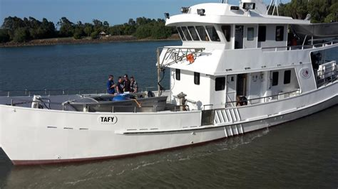 Fishing Boat Charter For Sale by Used Charter Dive Fishing Passenger Vessel For Sale
