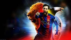 Messi 2017 wallpaper by zammas on DeviantArt